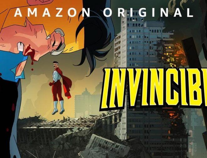 Fotos de La violencia llega en el excelente tráiler de la serie animada Invincible