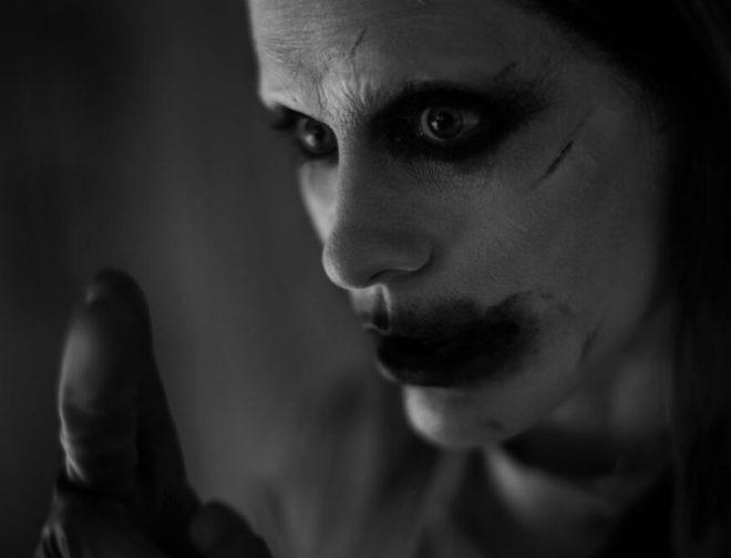 Fotos de Zack Snyder da a conocer el nuevo aspecto del Joker de Jared Leto en Justice League