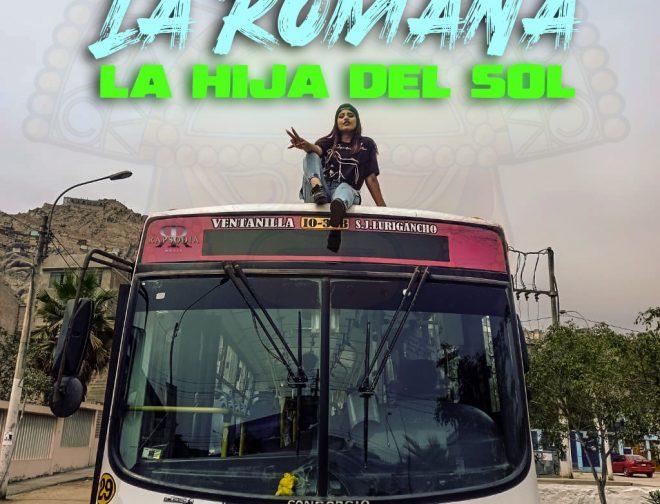"""Foto de """"La Romana"""" famosa TikToker peruana se lanza como cantante con videoclip"""
