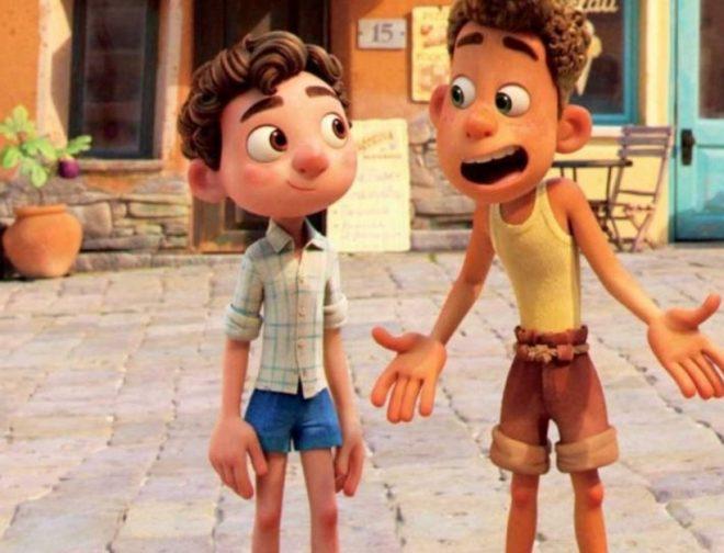 """Foto de Pixar presenta un hermoso tráiler de """"Luca"""" su nueva película animada"""