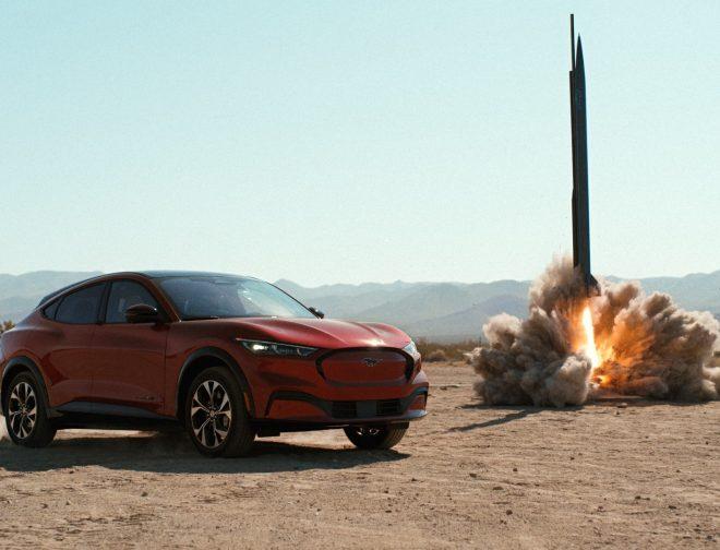 Fotos de Challenge Accepted: Mustang Mach-E versus todo