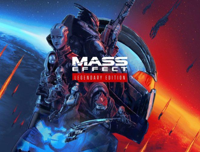 Fotos de Primer tráiler y datos del videojuego Mass Effect – Legendary Edition