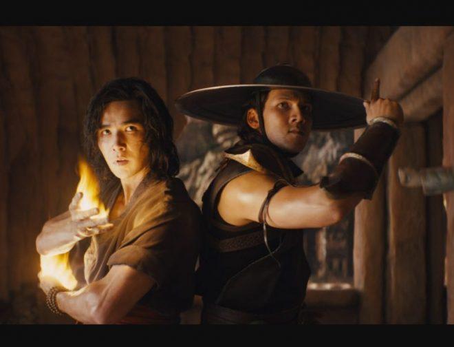 Fotos de Primeros pósters oficiales de la película de Mortal Kombat