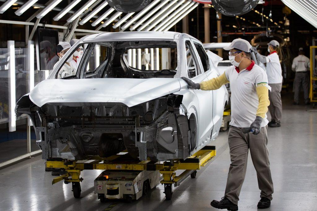 Foto de Comenzó la producción del nuevo Nissan Kicks en Brasil