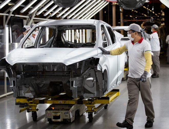 Fotos de Comenzó la producción del nuevo Nissan Kicks en Brasil