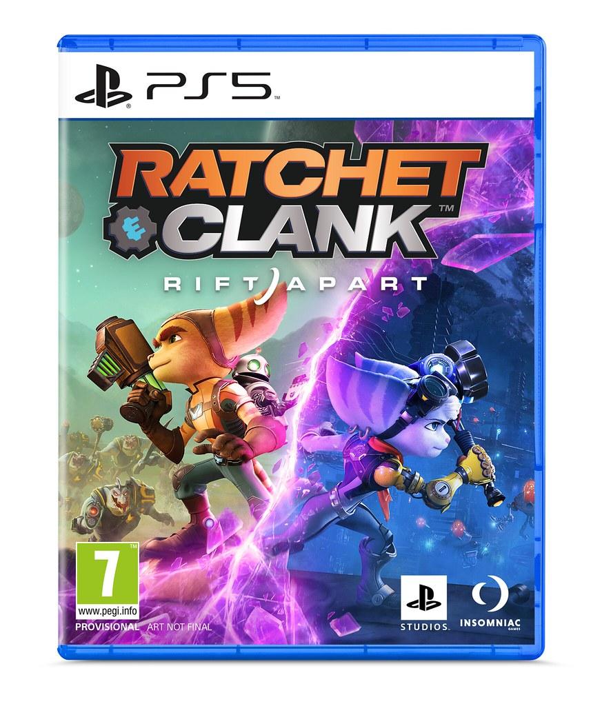 Foto de El juego Ratchet & Clank: Rift Apart llegará a PlayStation 5 en junio