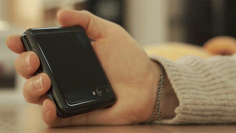 Foto de 7 recursos del Galaxy Z Flip que te serán de gran ayuda
