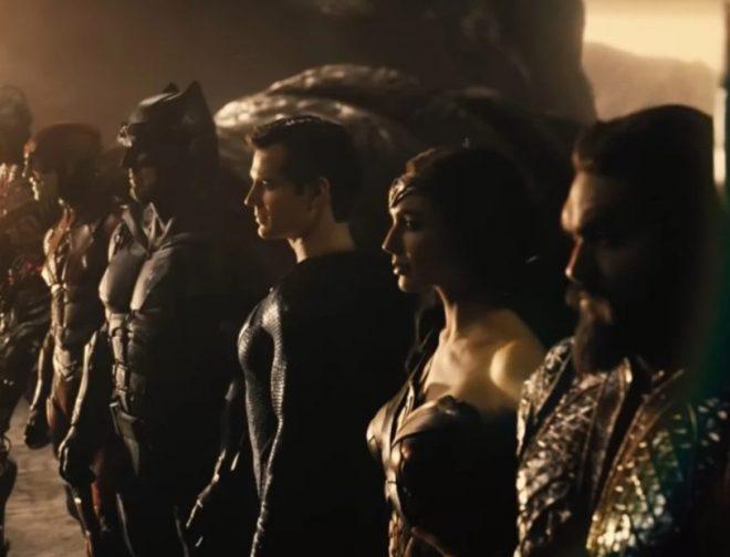 Fotos de Se tiene un nuevo teaser  del Snyder Cut de Justice League