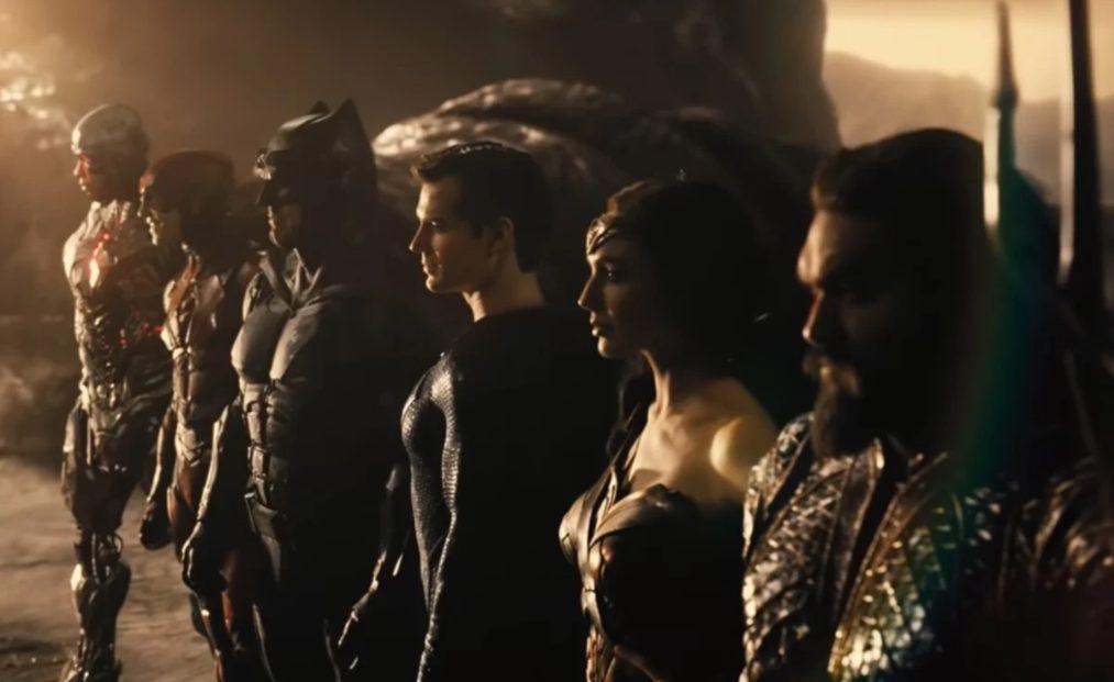 Foto de Se tiene un nuevo teaser  del Snyder Cut de Justice League