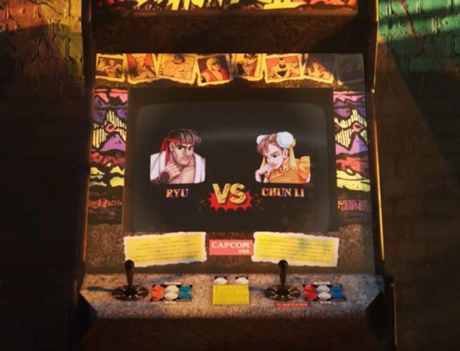 Foto de Chun-Li y Ryu de Street Fighter ya se encuentran en el universo de Fortnite