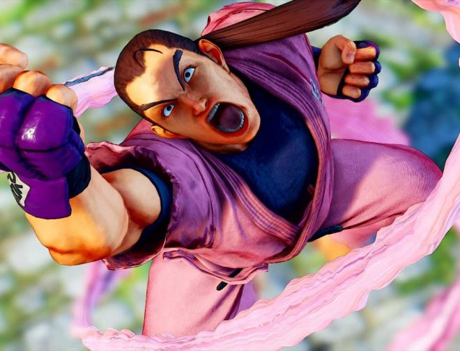 Foto de Tráiler: Se muestra Gameplay de Dan, personaje de Street Fighter V: Champion Edition