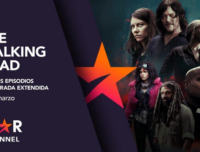 """Fotos de La décima temporada de """"The Walking Dead"""" regresa a Star Channel con seis nuevos episodios"""