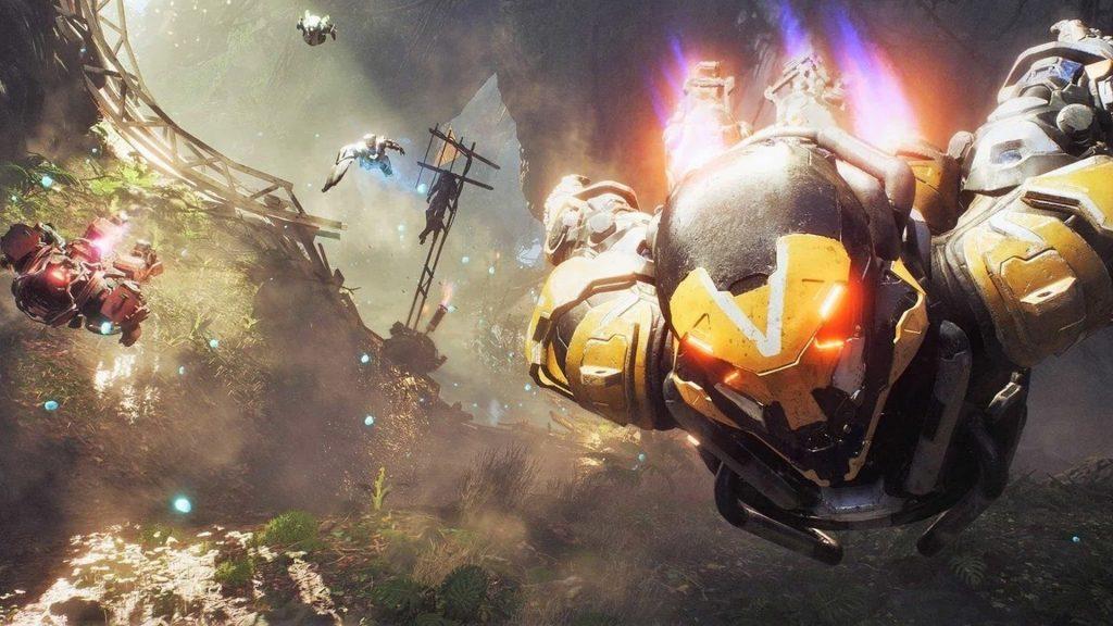 Foto de EA y BIOWARE cancelan el proyecto de Anthem
