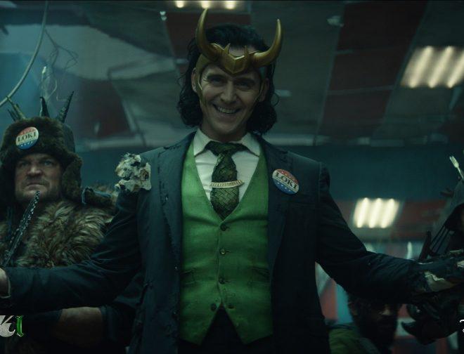 "Fotos de Disney Plus: Tom Hiddleston anuncia la nueva fecha de estreno de la serie de ""Loki"""