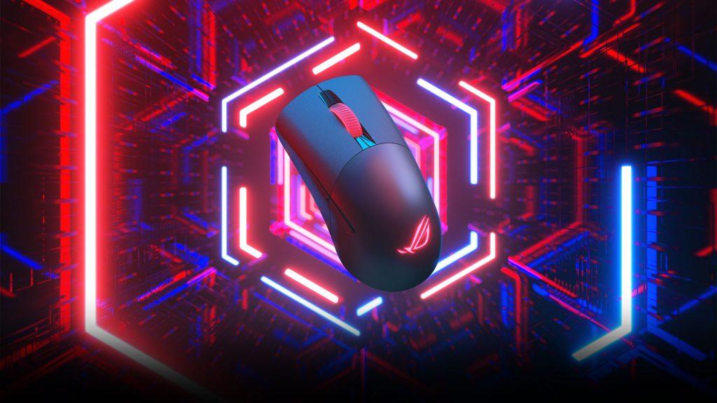 Foto de ASUS presentó su nueva serie de mouse gaming ROG Keris FPS