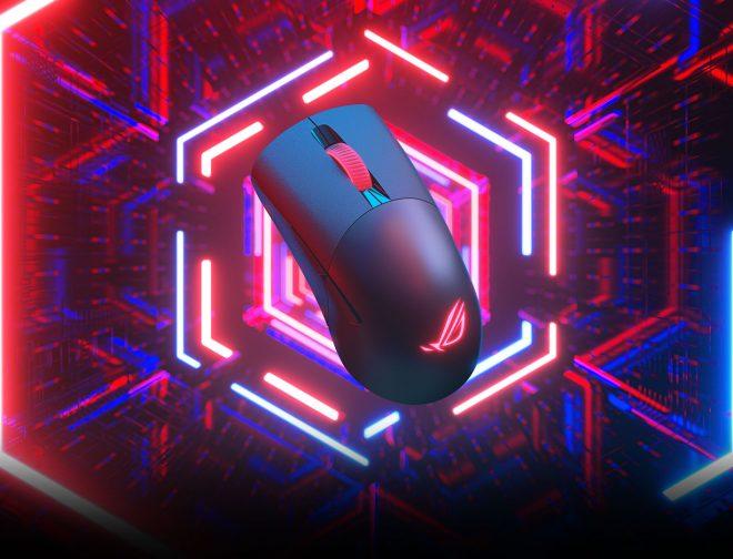 Fotos de ASUS presentó su nueva serie de mouse gaming ROG Keris FPS