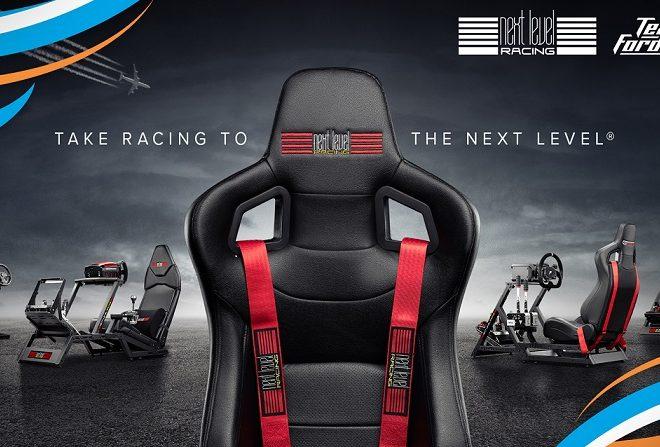 Fotos de Team Fordzilla y Next Level Racing se unen para llevar el motorsport virtual al siguiente nivel