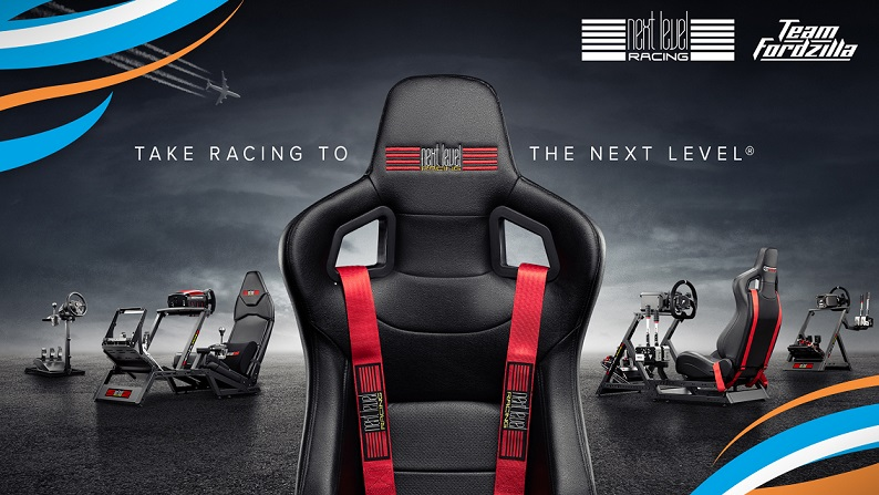 Foto de Team Fordzilla y Next Level Racing se unen para llevar el motorsport virtual al siguiente nivel