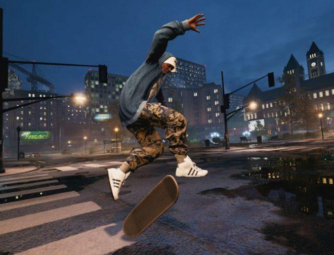Fotos de Tony Hawk's Pro Skater 1 + 2 llegará a PS5, Xbox Series X|S y Nintendo Switch