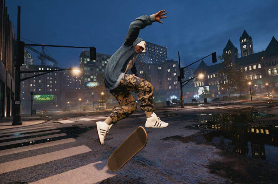 Foto de Tony Hawk's Pro Skater 1 + 2 llegará a PS5, Xbox Series X|S y Nintendo Switch