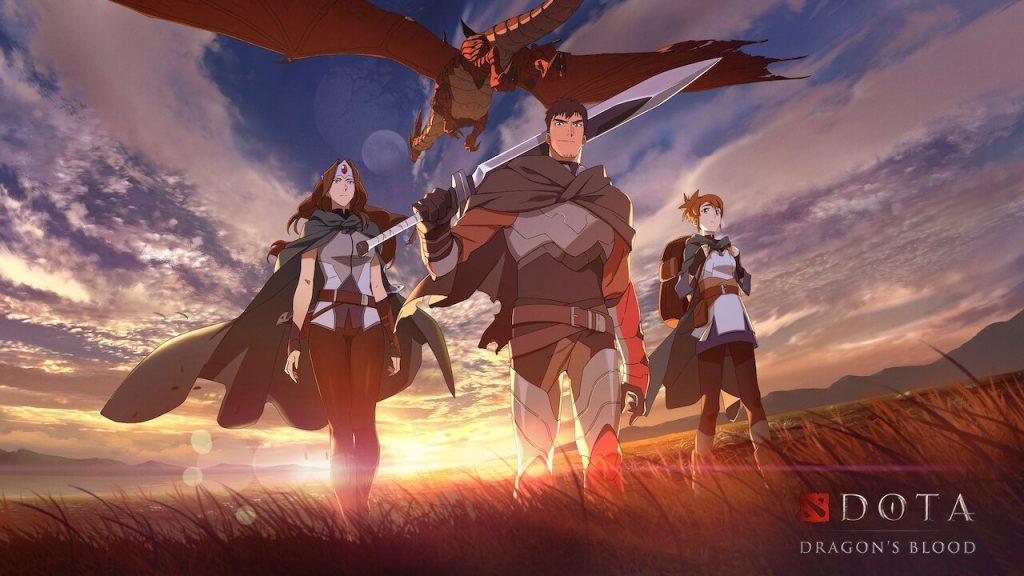 Foto de Netflix: Nuevo tráiler y pósters de Dota: Dragons Blood
