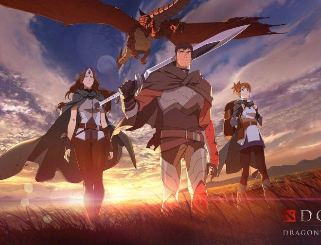 Fotos de Netflix: Nuevo tráiler y pósters de Dota: Dragons Blood