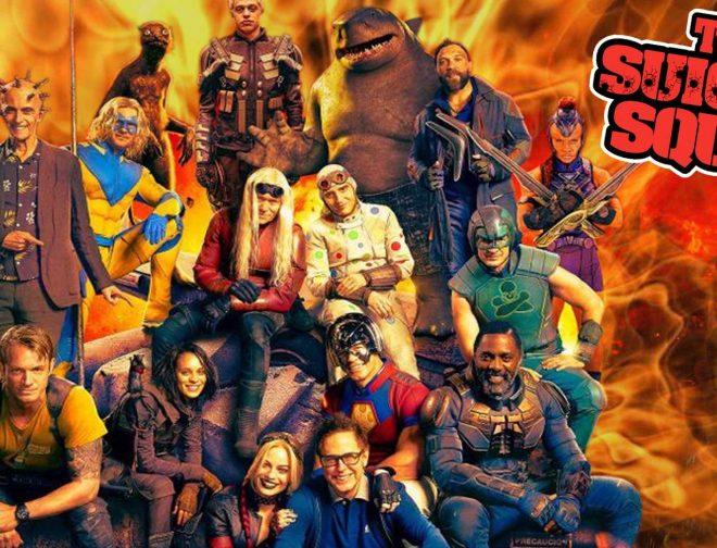 Fotos de Estupendo tráiler de The Suicide Squad