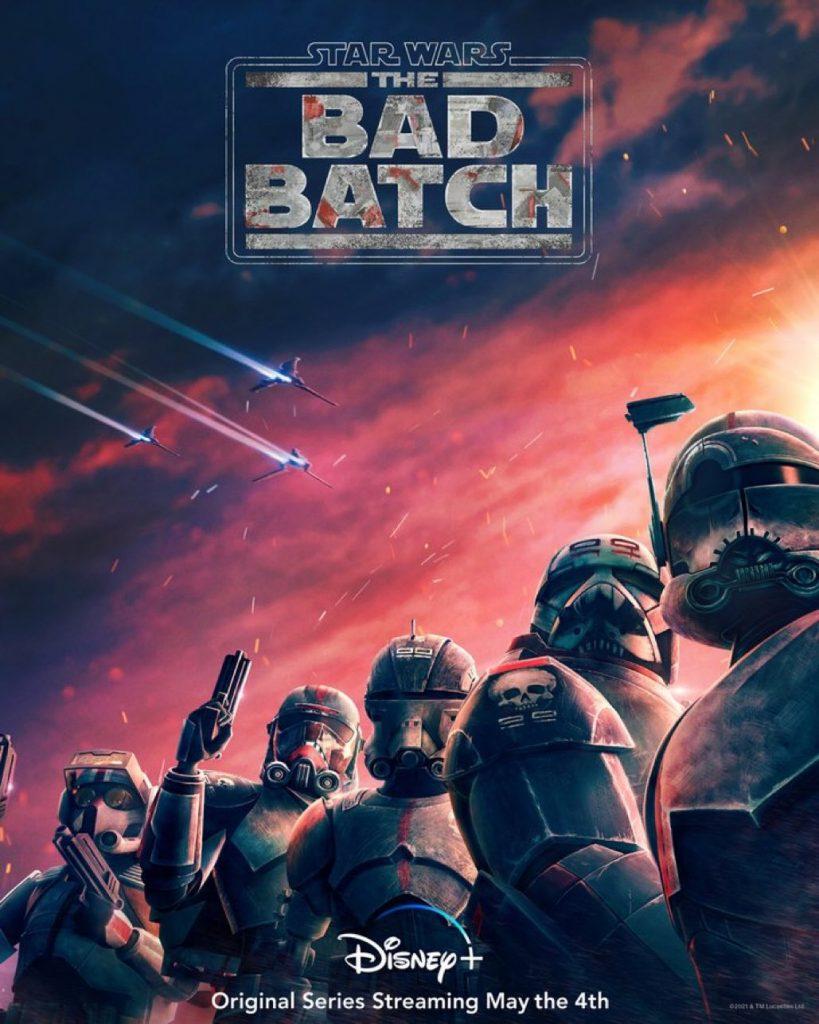 Foto de Disney Plus: La serie The Bad Batch tiene nuevo tráiler y póster