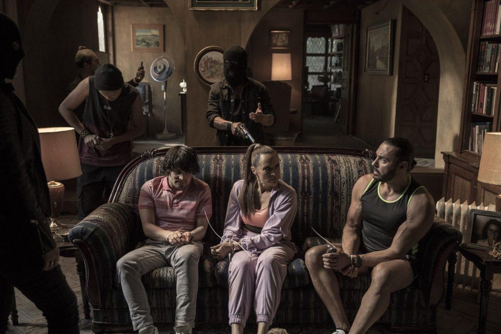 Foto de BÚNKER, la nueva comedia de acción para HBO Max, concluye grabaciones en México