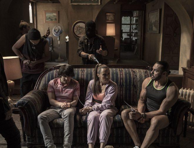 Fotos de BÚNKER, la nueva comedia de acción para HBO Max, concluye grabaciones en México