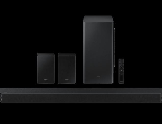 Fotos de Samsung: Soundbar con tecnología exclusiva Q-Symphony