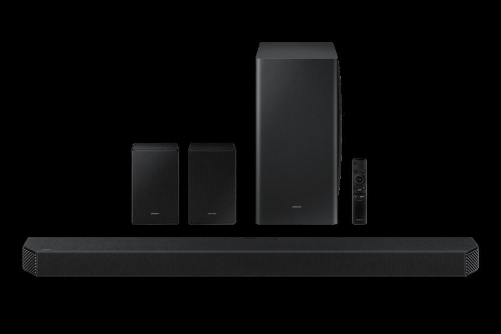 Foto de Samsung: Soundbar con tecnología exclusiva Q-Symphony