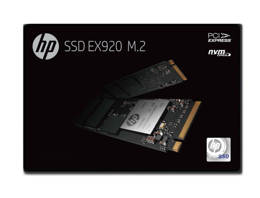 Foto de Biwin presenta el SSD EX920 M.2 PCIe de HP en Perú