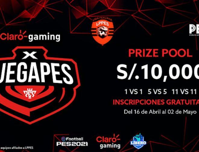 Fotos de Claro Gaming, PESA y LPPES presentan Claro Gaming X JUEGAPES