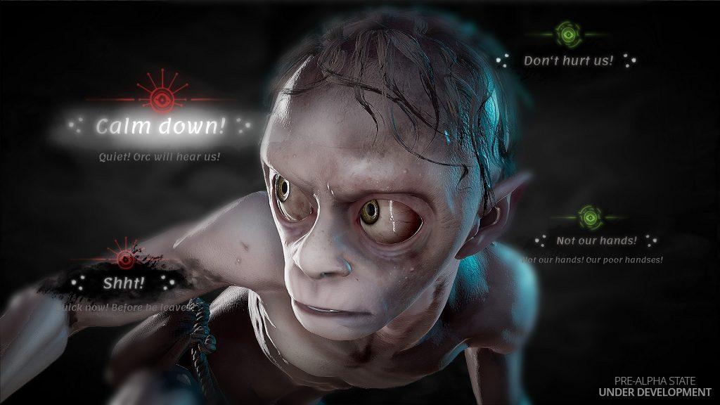 Foto de Se presenta el primer gameplay del juego The Lord of the Rings: Gollum