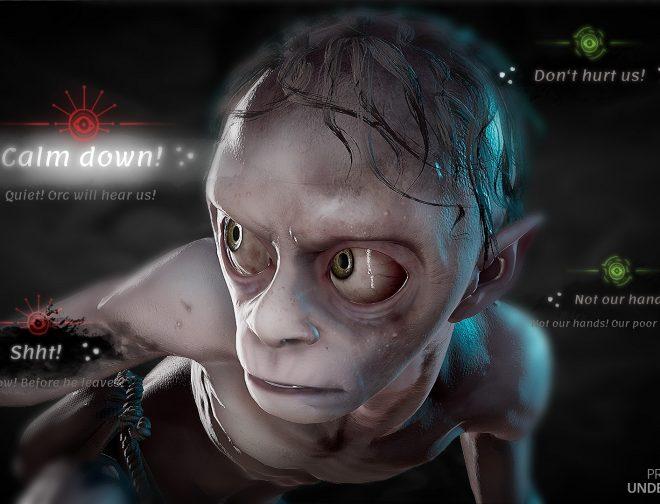 Fotos de Se presenta el primer gameplay del juego The Lord of the Rings: Gollum