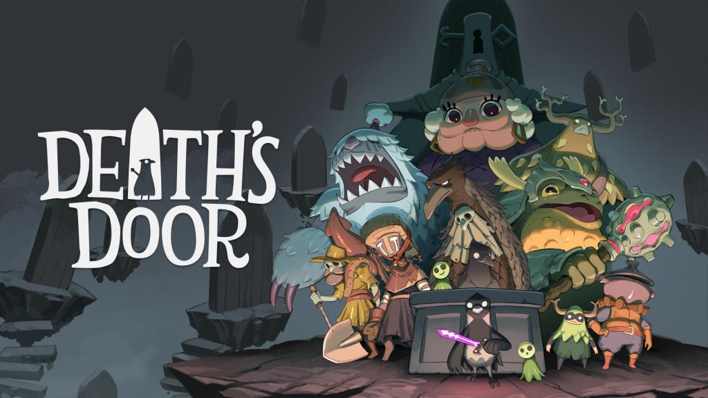 Foto de Acid Nerve y Devolver Digital revelaron Death's Door su nuevo videojuego