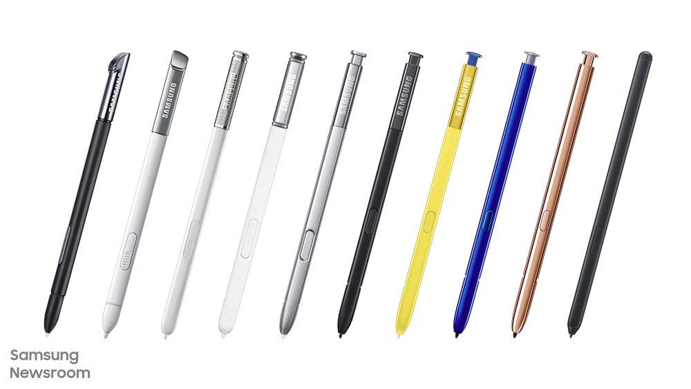 Foto de Del Stylus a la autoexpresión: retrospectiva de la evolución del S Pen