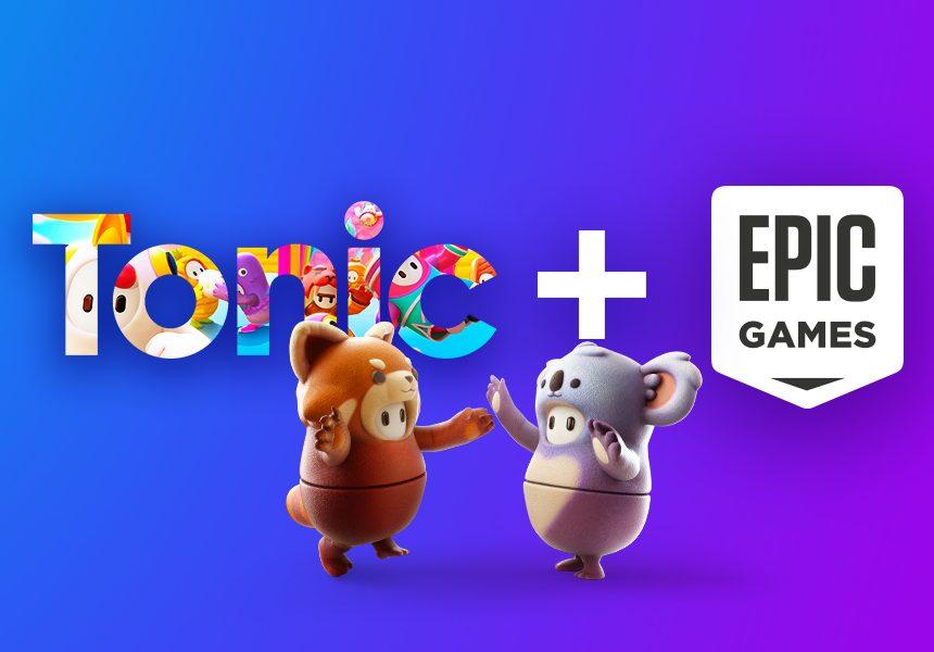 Foto de Epic Games compra a los desarrolladores de Fall Guys: Ultimate Knockout