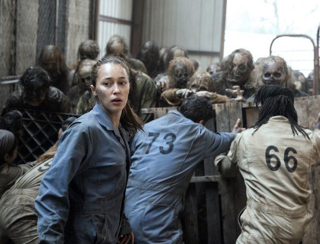 Fotos de AMC presenta el póster oficial para la segunda mitad de la sexta temporada de Fear The Walking Dead