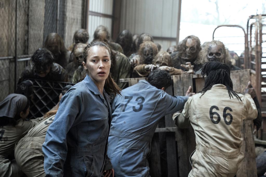 Foto de AMC presenta el póster oficial para la segunda mitad de la sexta temporada de Fear The Walking Dead