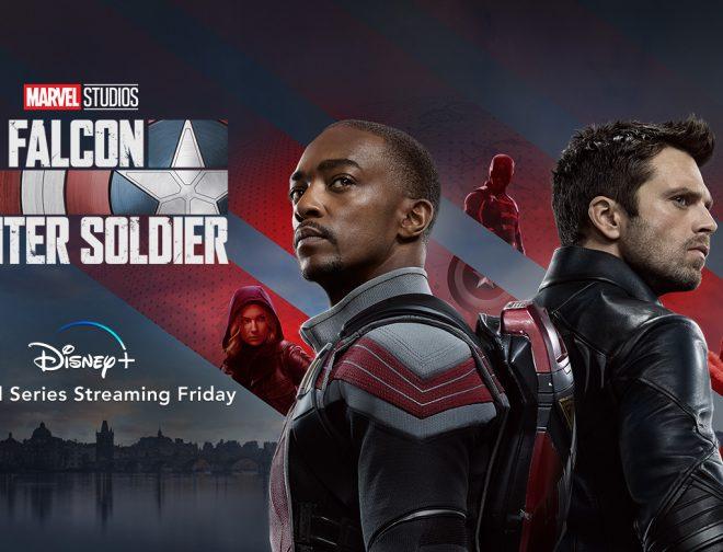 Fotos de Disney Plus: Mucha acción en el tráiler final de Falcon y el Soldado del Invierno