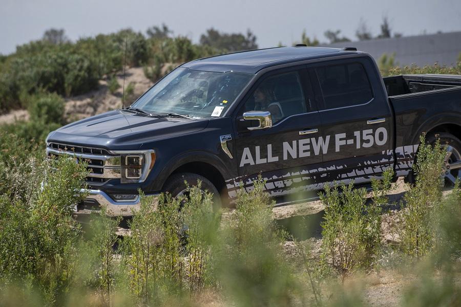Foto de All New Ford F-150, llega a Perú y pone a prueba toda su potencia de Raza Fuerte en un circuito extremo