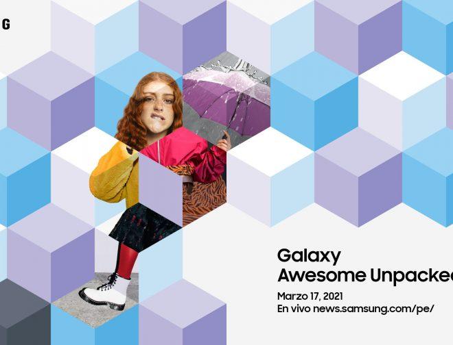 Fotos de Samsung anuncia un nuevo Galaxy Unpacked para este mes