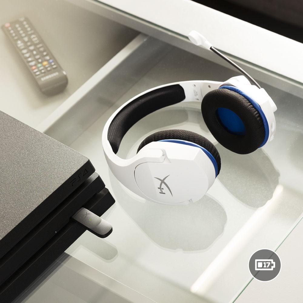 Foto de HyperX anuncia los auriculares inalámbricos para juegos Cloud Stinger Core
