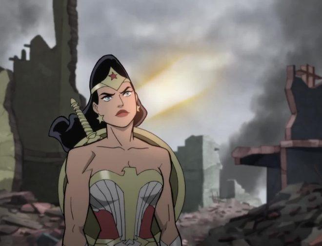 Fotos de Wonder Woman y los nazis se enfrentan en el nuevo avance de Justice Society: World War II
