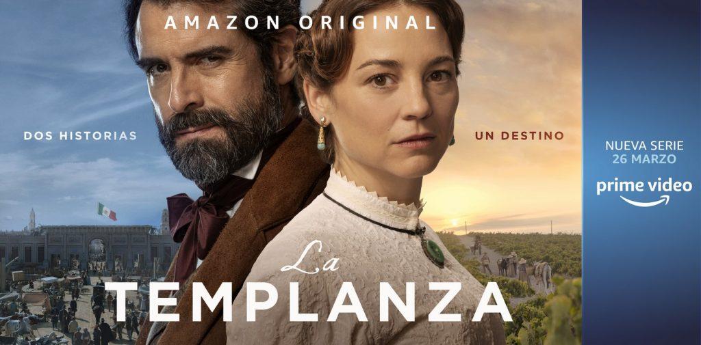 Foto de Amazon Prime Video desvela el tráiler y el cartel oficial de la esperada serie Amazon Original La Templanza