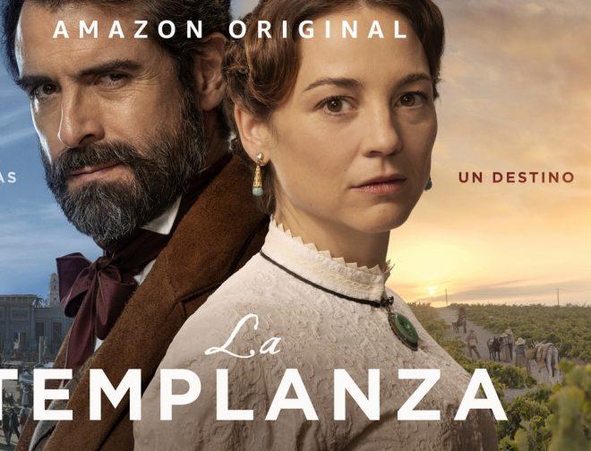 Fotos de Amazon Prime Video desvela el tráiler y el cartel oficial de la esperada serie Amazon Original La Templanza