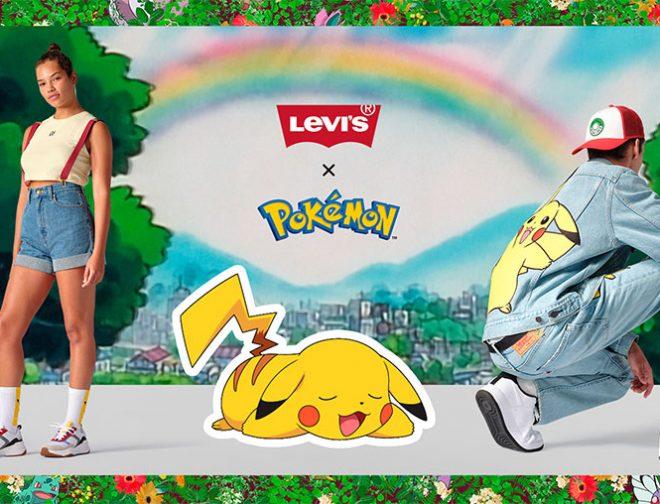 Fotos de La colección de ropa Levi's x Pokémon ya se encuentra en Perú