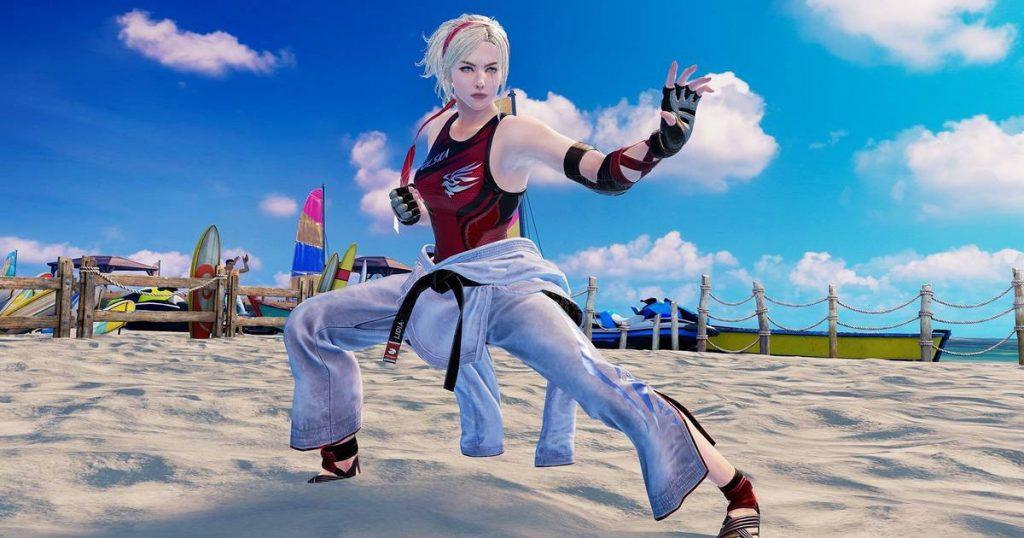 Foto de Gameplay: Así pelea Lidia Sobieska nuevo personaje de TEKKEN 7